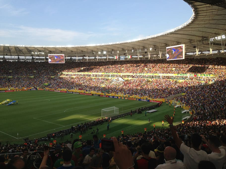 Estádio do Maracanã / Maracana Stadium