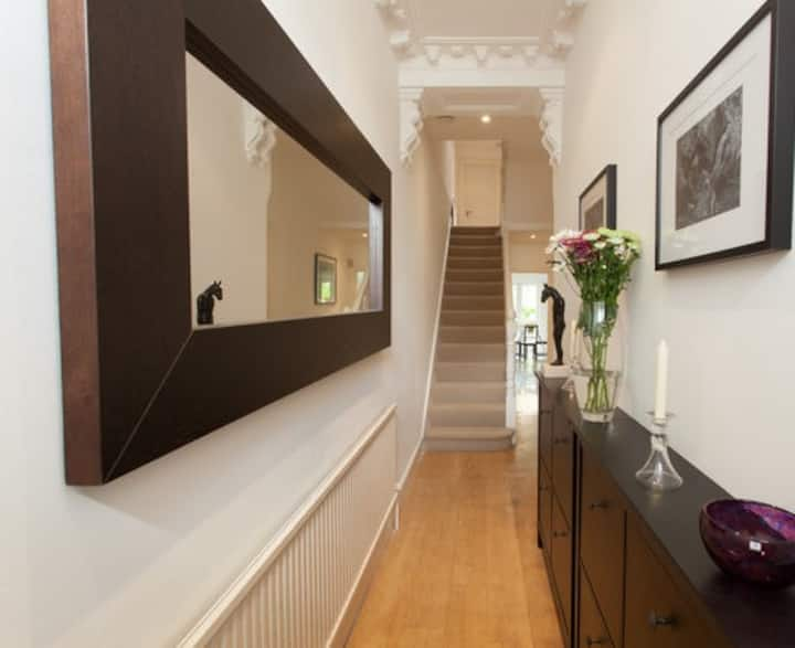 Large Sngl Room in Victorian House