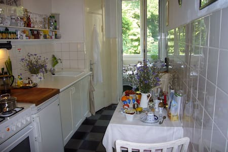 Bed & Bio-Breakfast & Stadtvillenviertel - Bremen - Bed & Breakfast