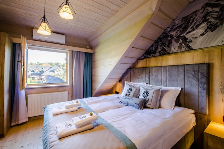 Skansen Holiday pokój 2 osobowy