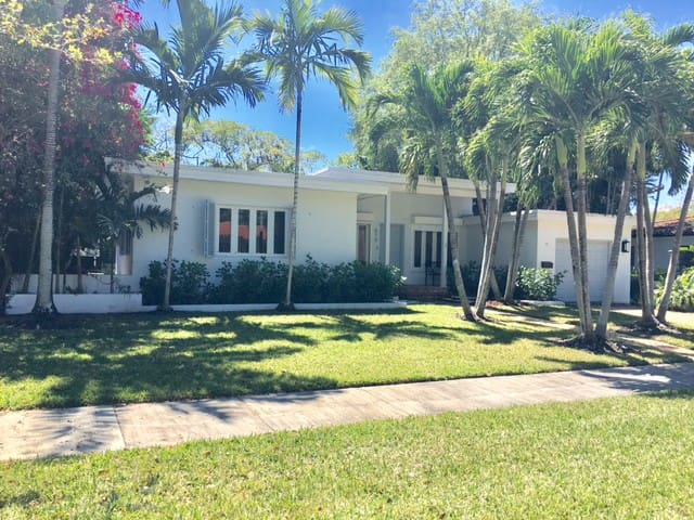 Great House in Miami - Miami Shores - Rumah