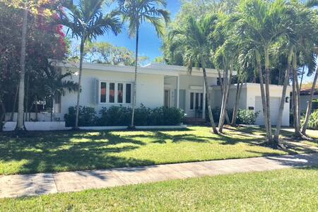 Great House in Miami - Miami Shores - Hus