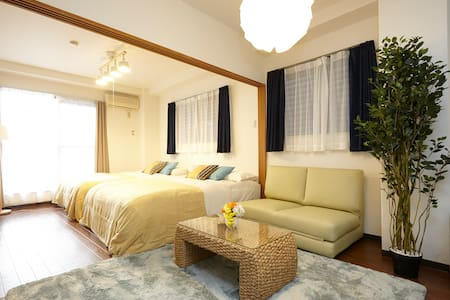 ★New Open★ Luxury apt.10 mins walk to Shinsaibashi - Nishi-ku, Ōsaka-shi