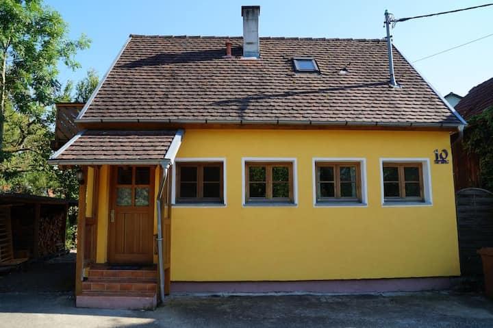 Waschhäusle - Ferienhaus in Lorenzenzimmern