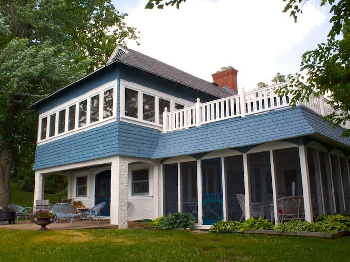 Aubenbenaubee Lodge of Historic East Side