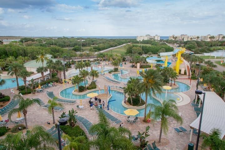 Cape Canaveral/Cocoa Beach Holiday Club Vacation
