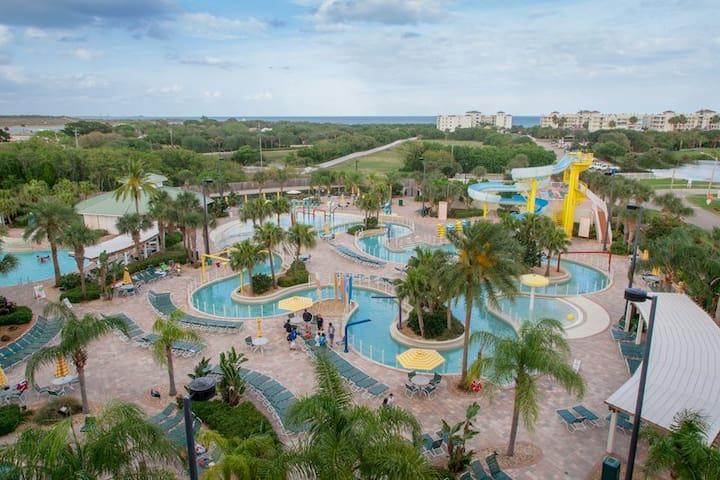 Beach Side Resort - Cape Canaveral - Devremülk