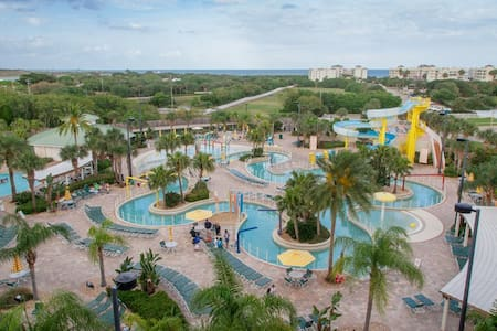 Beach Side Resort - Cape Canaveral