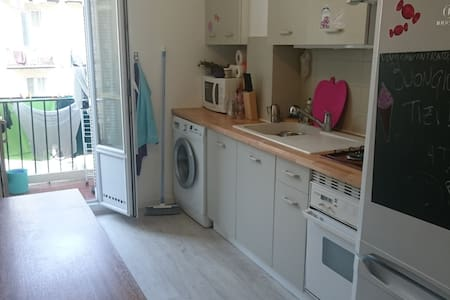 Lovely apart in a great position-port neighborhood - Nice - Apartment