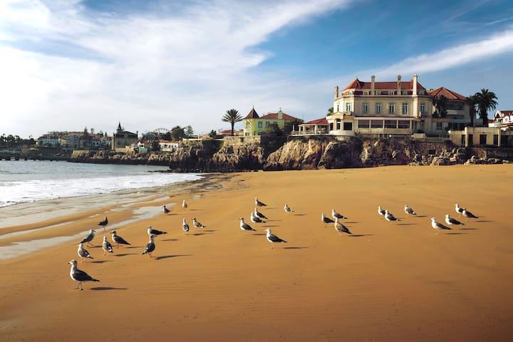 Monte Estoril Apartment Charming Zone
