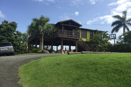 Villa Tesoro at Carabali Rainforest - Luquillo - Chalet