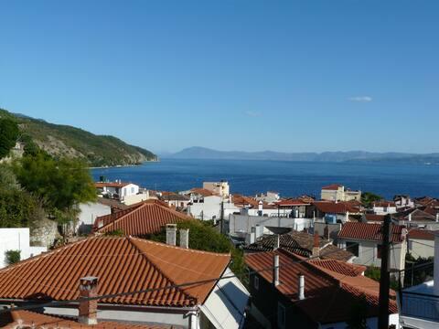 Eviali Apartments - Top Floor Panoramic View Apt