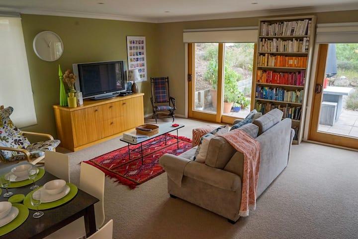 Light, spacious, quiet, 1 bedroom apartment