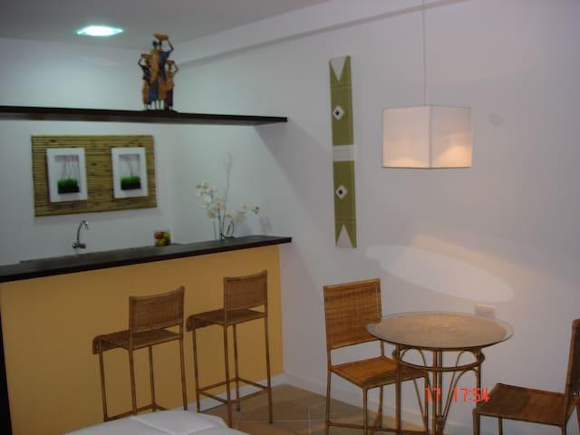 SUÍTE NO SHERATON MACAÉ - Macaé - Apartmen