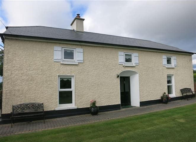 Knockavilla House, New Ross - New Ross - Stuga