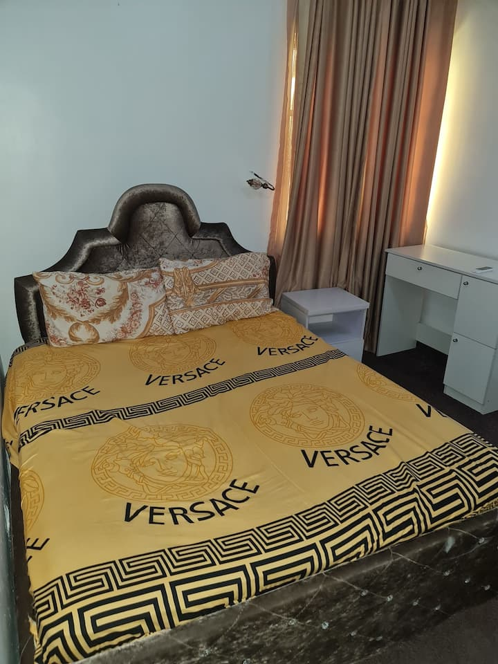 A Comfy Aparment in Maitama Ministers Hills.🥰🥰🥰