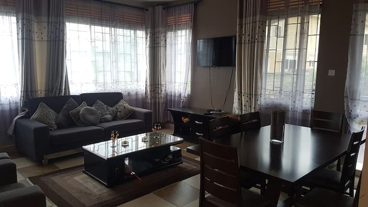 3 Bedroom Fancy Furnished Apartment.