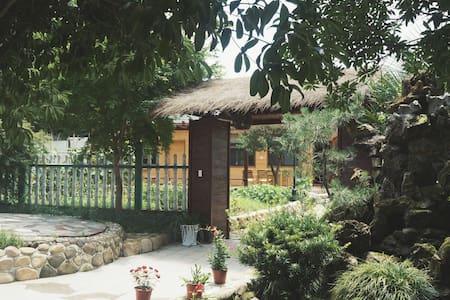 [独享庭院 有机菜地 私房好菜] 莫干简舍民宿整套