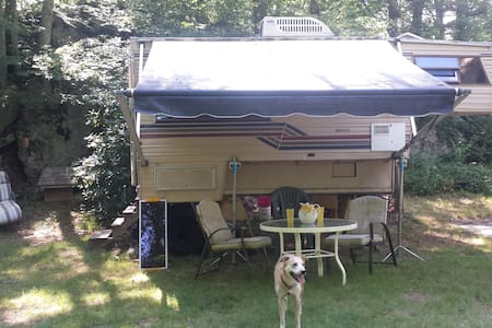 Sunline Air Conditioned Truck Camper - Rehoboth