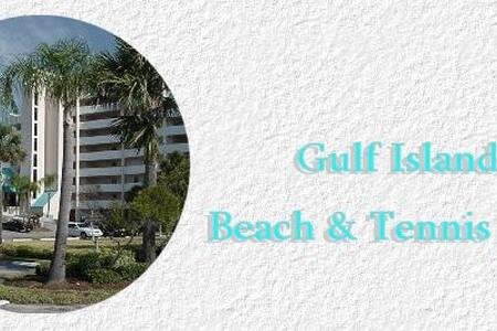Gulf Island Beach Condo - Hudson