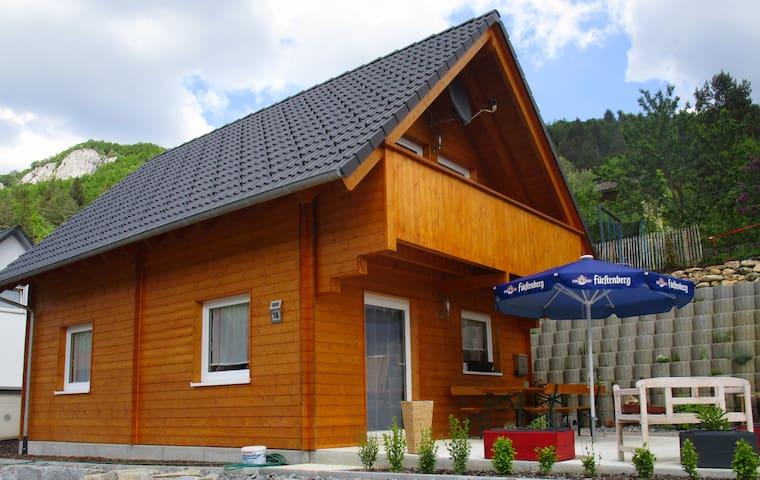 Ferienhaus-Sigrist, im Naturpark Obere Donau