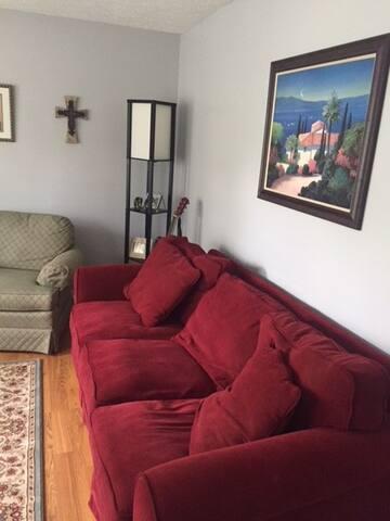 Cummfy Couch!