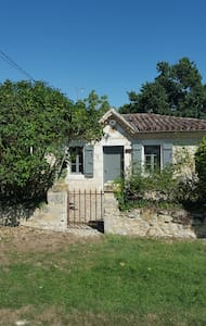 Villa gascogne de 1836 dans le Gers - Homps - Villa