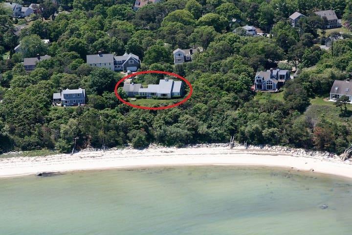 BJATH - Private Access to Cape Cod Bay - Brewster - House
