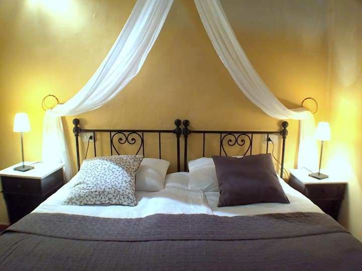 Il Castello Gavorrano, (Gavorrano), Ferienwohnung Elba mit Terrasse, 55qm und 1 Schlafzimmer für 2 bis 4 Personen