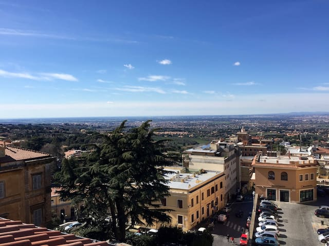 Luxury Penthouse with fantastic view of Rome - Frascati