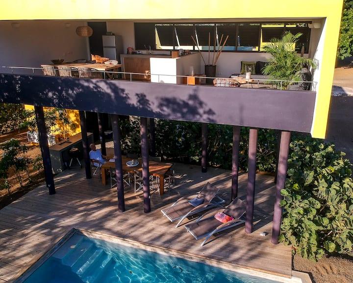 Designvilla Seagrape Bohemi nature resort SPECIAL