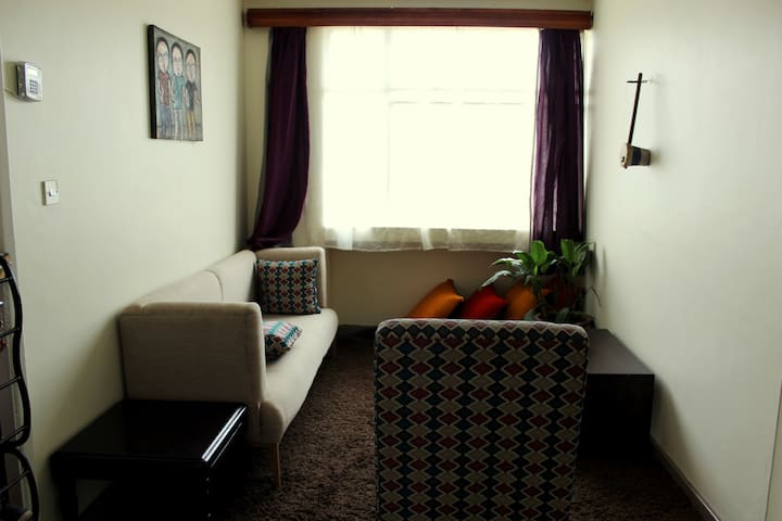 Intimate & Accessible Apartment Near Town/CBD - Nairobi - Apartment