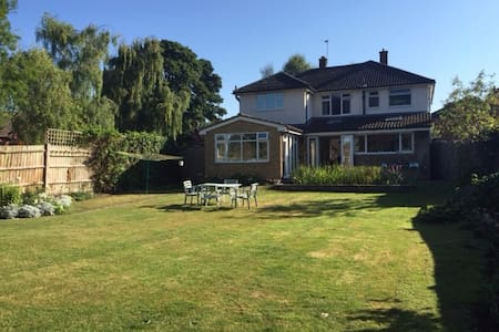 Comfortable, spacious family home - Wendover