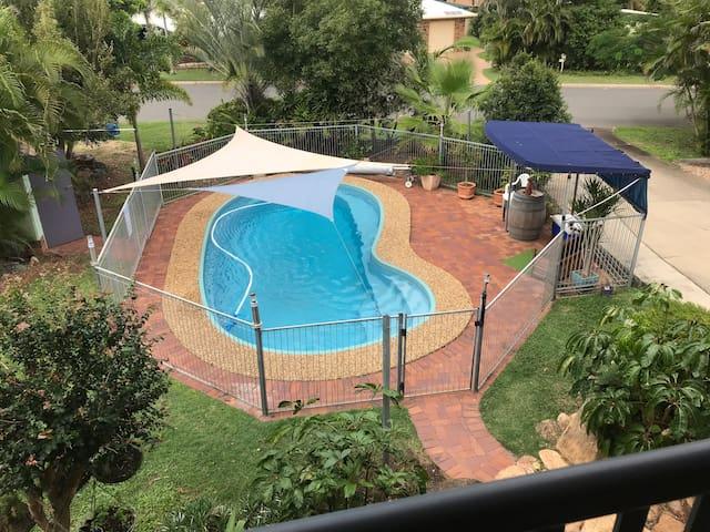 Zilzie House on the Capricorn Coast, Queensland