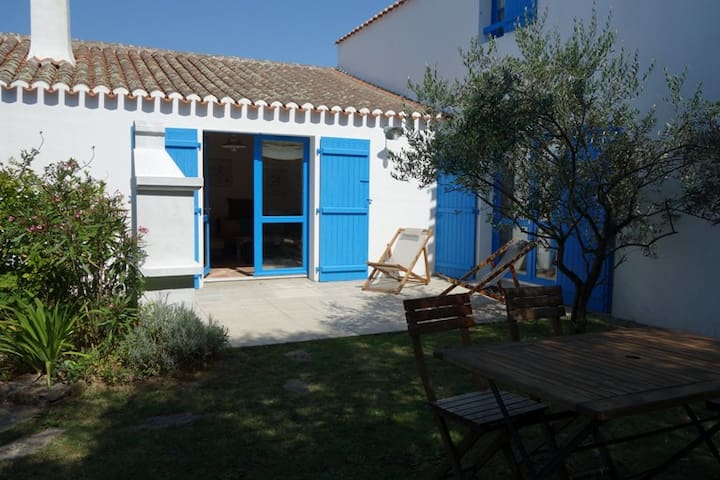 Maison récente proximité plage et Port-Joinville