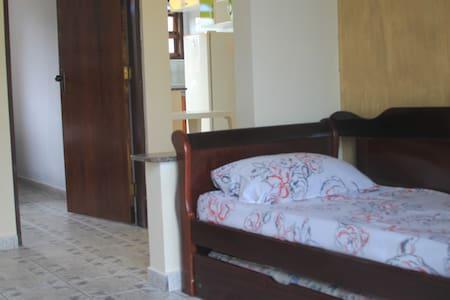 Apartamento a 30 metros da praia (n3) - Bertioga