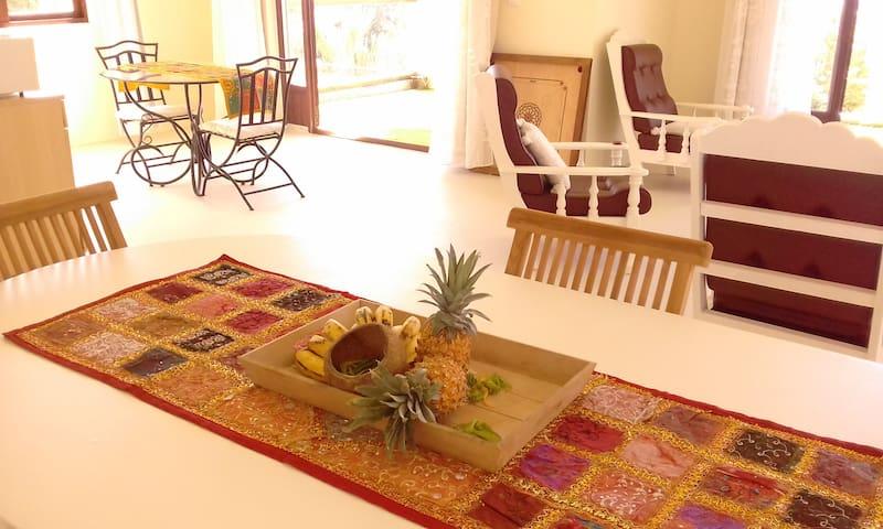 Aldabra, appartement Calme et Lumineux - La gaulette - Lejlighed