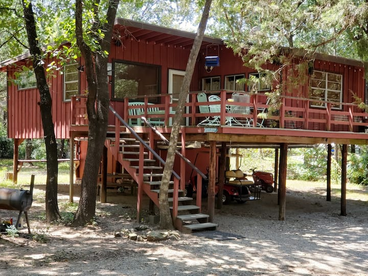 Lake Texoma Tree House