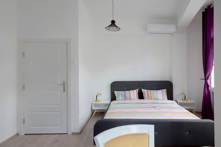 Corner Doble room