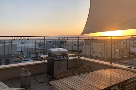 Apartments(4+2) in Qatsrin with Kinneret lake view