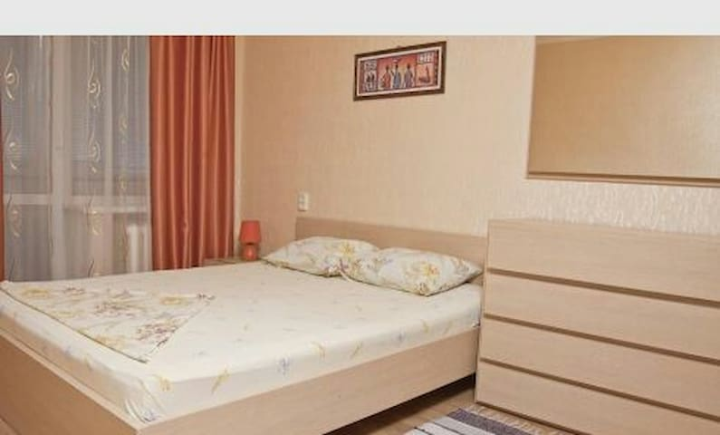 Lux 2 room flat in the center near 24/7 shop ATB - Cherkasy - Apartamento