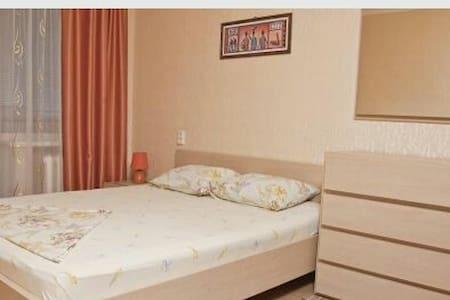 Lux 2 room flat in the center near 24/7 shop ATB - Cherkasy - Leilighet