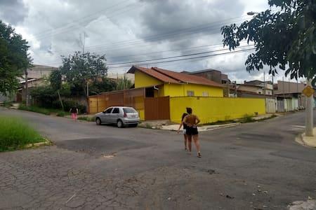 Casa Pouso Alegre - MG