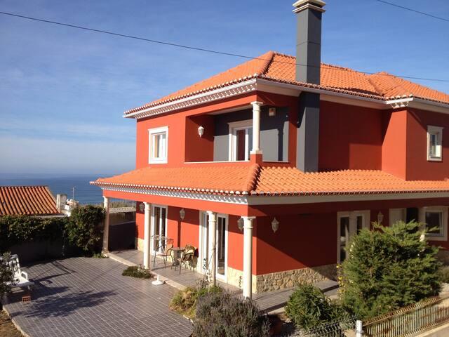 Vivenda vista mar a 500m da praia - Atalaia de Cima - House