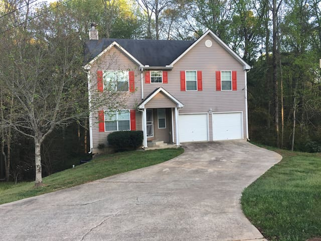 Nice Home near the Airport - Atlanta - Huis