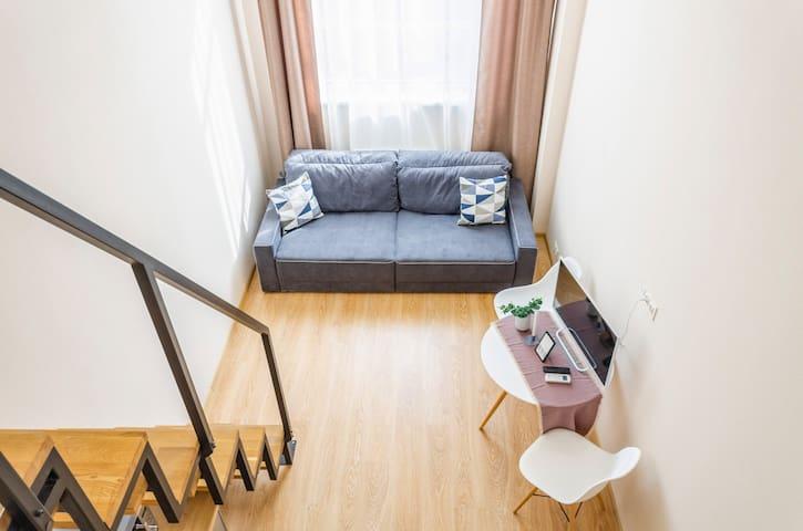 Duplex apartment - 1203/2