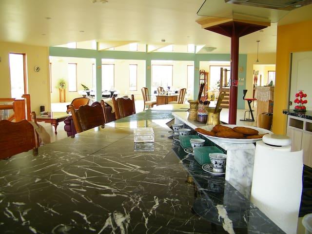Paradise Found Farm Guestroom
