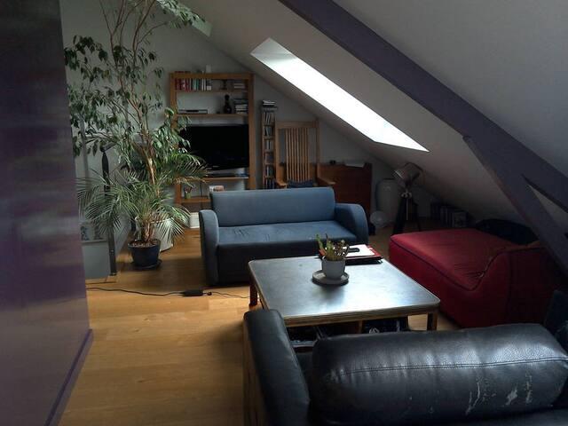 Chez Lolo #2 - Nantes - Wohnung