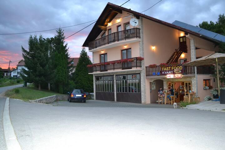 Guesthouse Žalac**** - Slunj - Dom