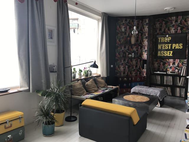 LUMINOUS HOUSE : 15min Luxembourg-20min Châtelet